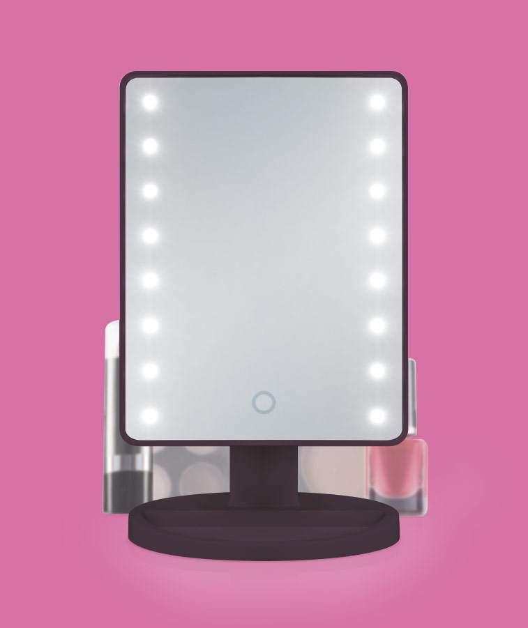Pretty-U-superstar-led-mirror